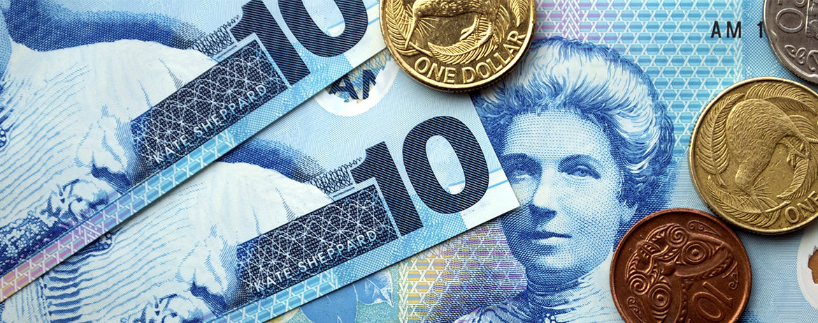 New Zealand Notes and Coins